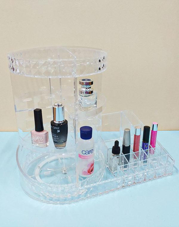Organizador en Acrílico para Cosmeticos
