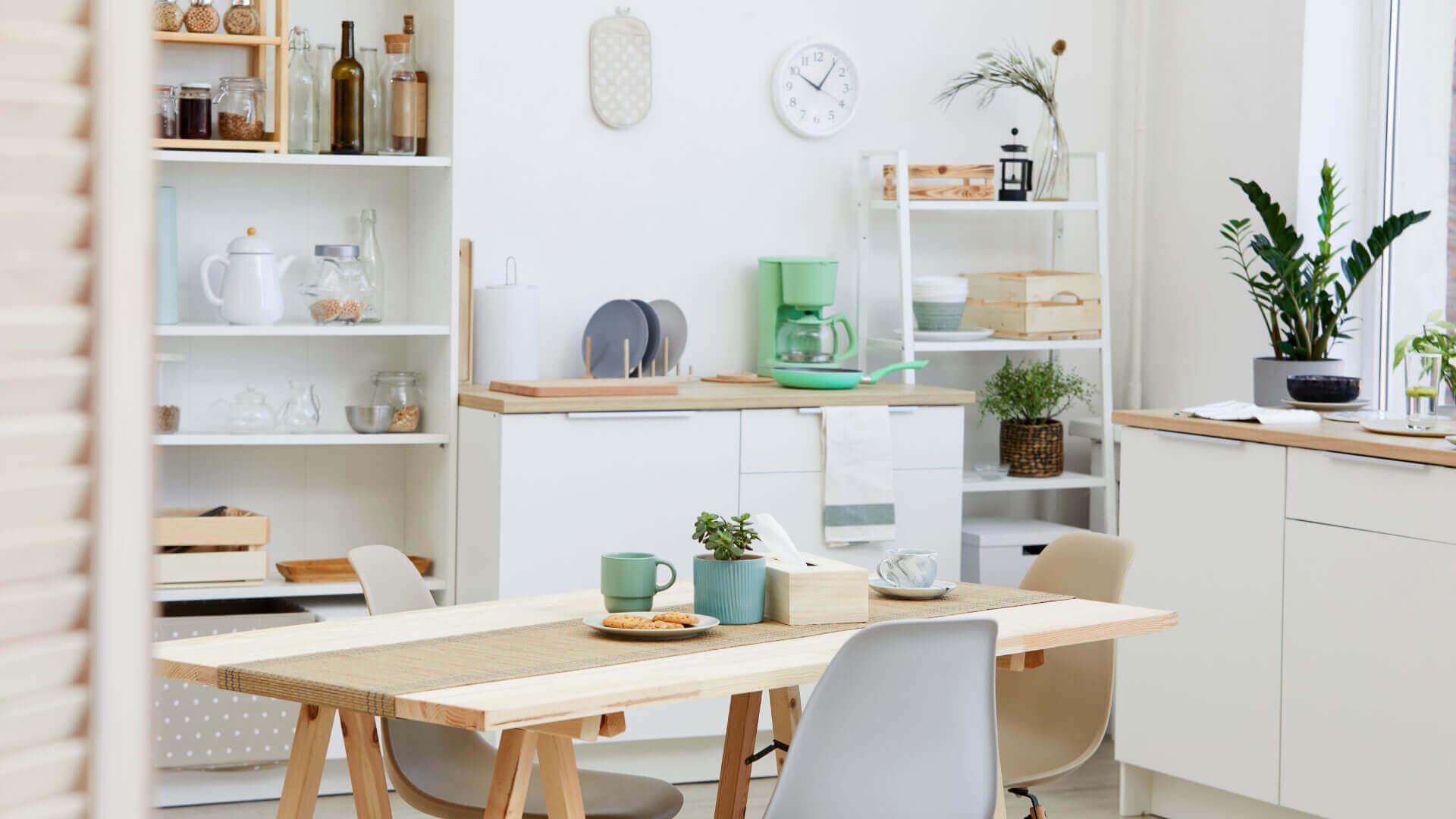 5 Ideas fáciles para optimizar el espacio de tu cocina
