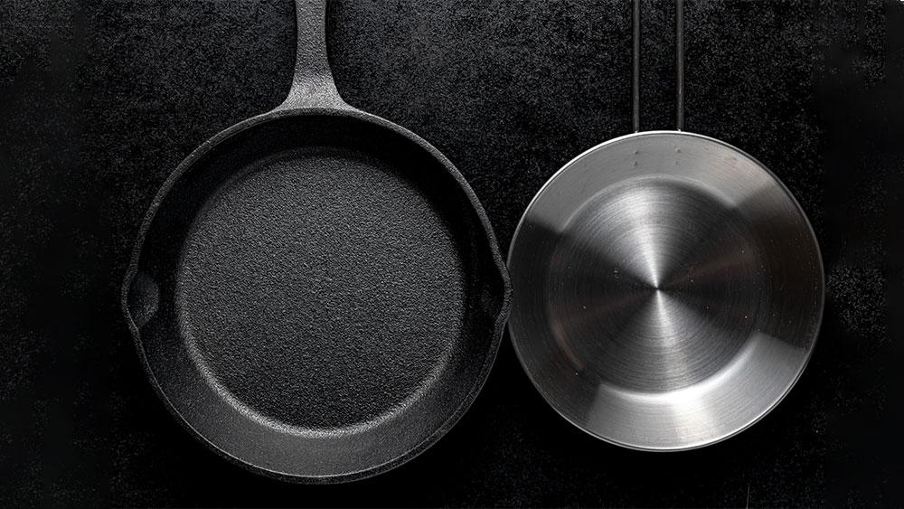 Sartenes de cocina
