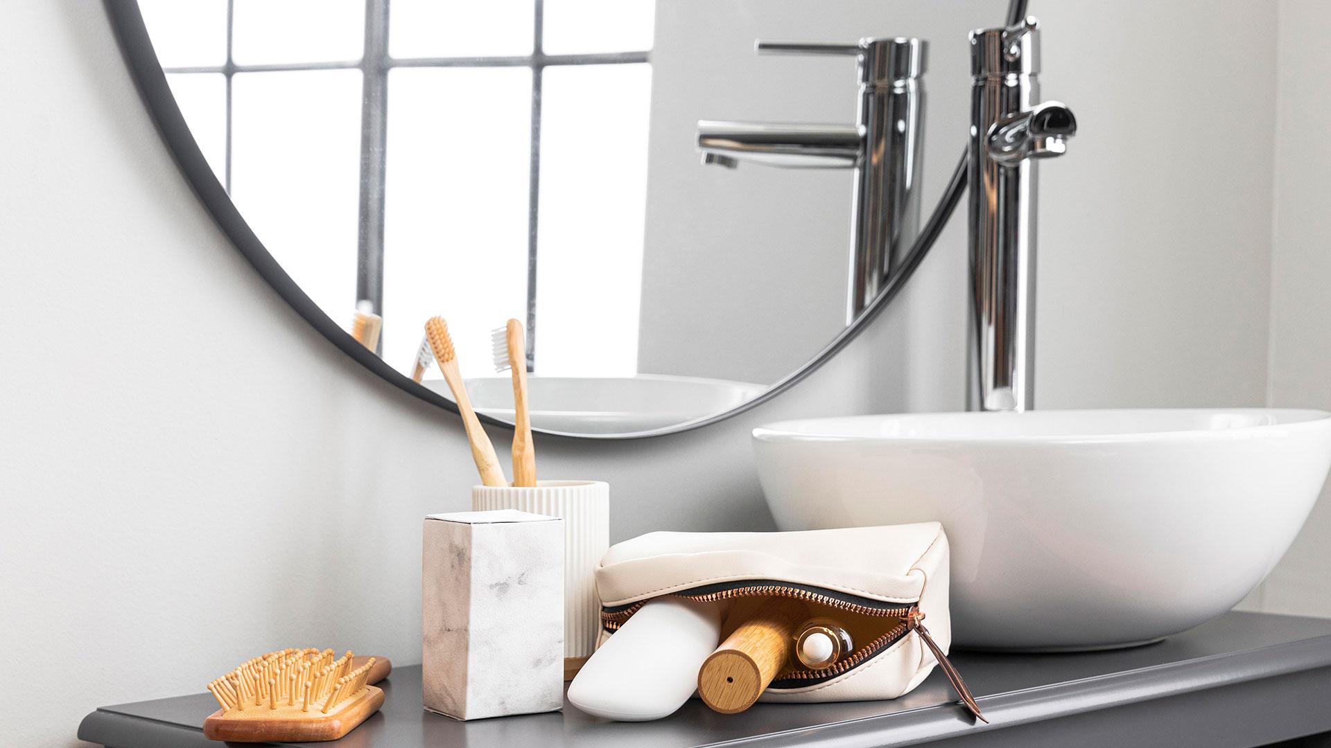 3 Tips prácticos para baños pequeños
